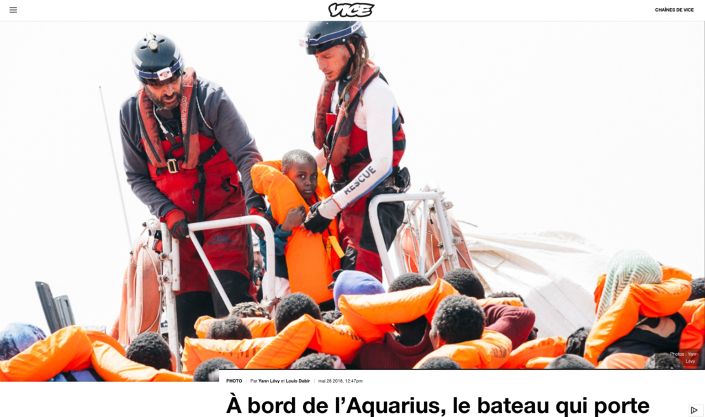 Aquarius SOS Mediterranee